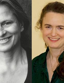 Arya Nielsen and Claudia Citkovitz