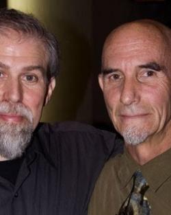 Picture of Efrem Korngold & Stephen Cowan