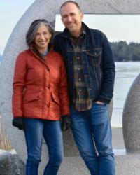 Image of Lorie Dechar and Benjamin Fox